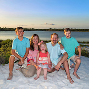 Pinson Family Beach Photos