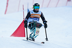 VICTOR Stephani, USA, Team Event, 2013 IPC Alpine Skiing World Championships, La Molina, Spain