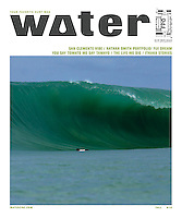 Water magazine cover