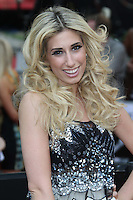 Stacey Solomon London, UK, 27 May 2010: European Premiere of Sex And The City 2, Leicester Square gardens. For piQtured Sales contact: Ian@piqtured.com Tel: +44(0)791 626 2580 (Picture by Richard Goldschmidt/Piqtured)