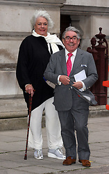 Image &copy;Licensed to i-Images Picture Agency. 30/06/2014. London, United Kingdom. RONNIE CORBETT<br /> attends a reception for the Best of Britain's Creative Industries at The Foreign Office. Picture by  i-Images