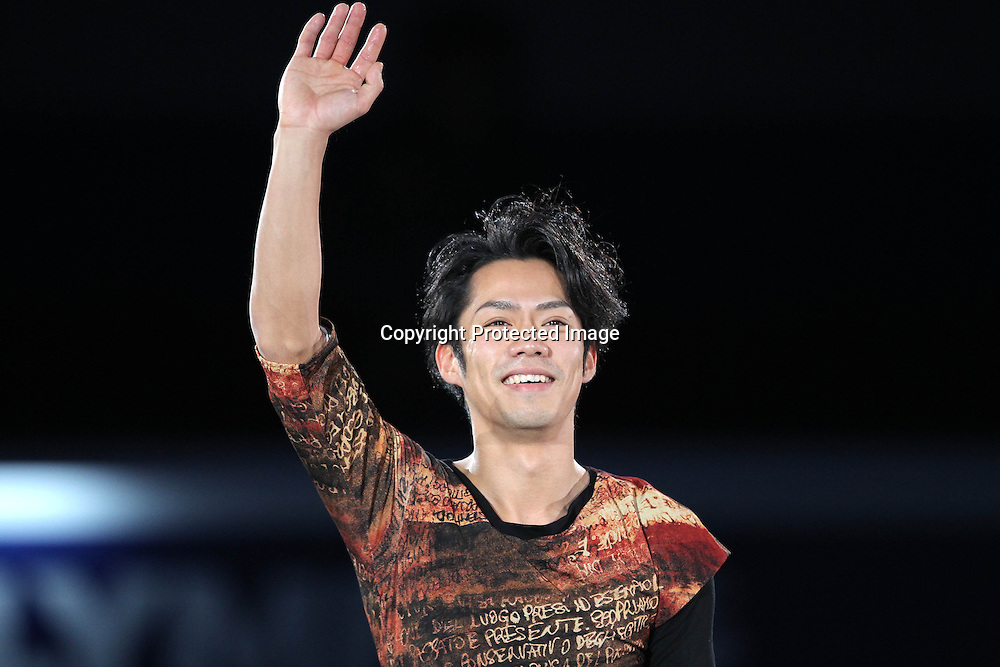 &sbquo;&lsaquo;&acute;&lsquo;&aring;&bull;&atilde;/Daisuke Takahashi (JPN), <br /> DECEMBER 12, 2010 - Figure Skating : <br /> ISU Grand Prix of Figure Skating Final 2010/2011 <br /> Exhibition <br /> at Capital Indoor Stadium, Beijing, China. <br /> (Photo by Akihiro Sugimoto/AFLO SPORT) [1080]