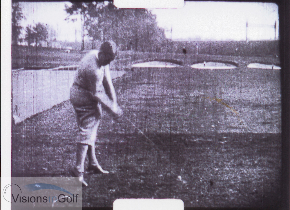 Bobby Jones swing sequence-5<br /> <br /> Picture Credit: &copy;Visions In Golf / Michael Hobbs / Mark Newcombe