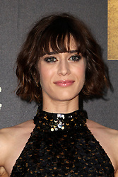 Lizzy Caplan, at the 2016 MTV Movie Awards, Warner Bros. Studios, Burbank, CA 04-09-16. EXPA Pictures © 2016, PhotoCredit: EXPA/ Photoshot/ Martin Sloan<br /> <br /> *****ATTENTION - for AUT, SLO, CRO, SRB, BIH, MAZ, SUI only*****