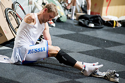, RUS, Scratch Race, 2015 UCI Para-Cycling Track World Championships, Apeldoorn, Netherlands