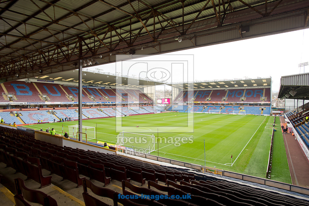 A general view of the stadium before the Sky Bet Championship match at Turf Moor, Burnley<br /> Picture by Russell Hart/Focus Images Ltd 07791 688 420<br /> 22/11/2015