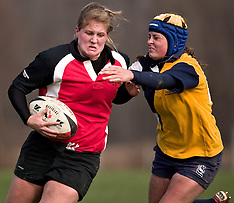 CIS WOMEN'S RUGBY Guelph Lethbridge