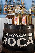 Tres Coracoes_MG, Brasil...Comercio de cachaca em Tres Coracoes...Cachaca trade in Tres Coracoes...Foto: LEO DRUMOND / NITRO.....