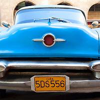 Old car in Havana, Cuba