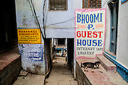Signs around the city.<br />
