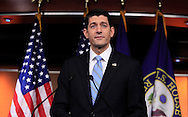 Speaker Paul Ryan answers questions at a news conference at the US Capitol on December 1st, 2016<br /> <br /> Photo by Dennis Brack