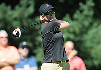 Bildnummer: 14377999  Datum: 30.08.2013  Copyright: imago/Icon SMI<br /> August 30, 2013: Karrie Webb tees off on the 2nd hole during second round play at the Safeway Classic at Columbia-Edgewater Country Club in Portland, Oregon. GOLF: AUG 30 LPGA Golf Damen - Safeway Classic - Second Round <br /> <br /> Norway only