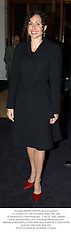 Actress MINNIE DRIVER at a reception in London on 14th October 2003.PNL 166