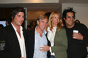 Brandon Davis, Tommy Hilfiger, Dee Ocleppo & Raphael Mazzucco.JOSH GUBERMAN of Core Development Group with ANDY VALMORBIDA and BRANDON DAVIS Present RAPHAEL MAZZUCCO.Launch of Legacy Building.New York, NY, USA .Thursday, April 19, 2007.Photo By Selma Fonseca/ Celebrityvibe.To license this image call (212) 410 5354 . .