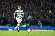 Celtic defender Mikael Lustig (#23) during the Scottish Cup final match between Aberdeen and Celtic at Hampden Park, Glasgow, United Kingdom on 27 November 2016. Photo by Craig Doyle.