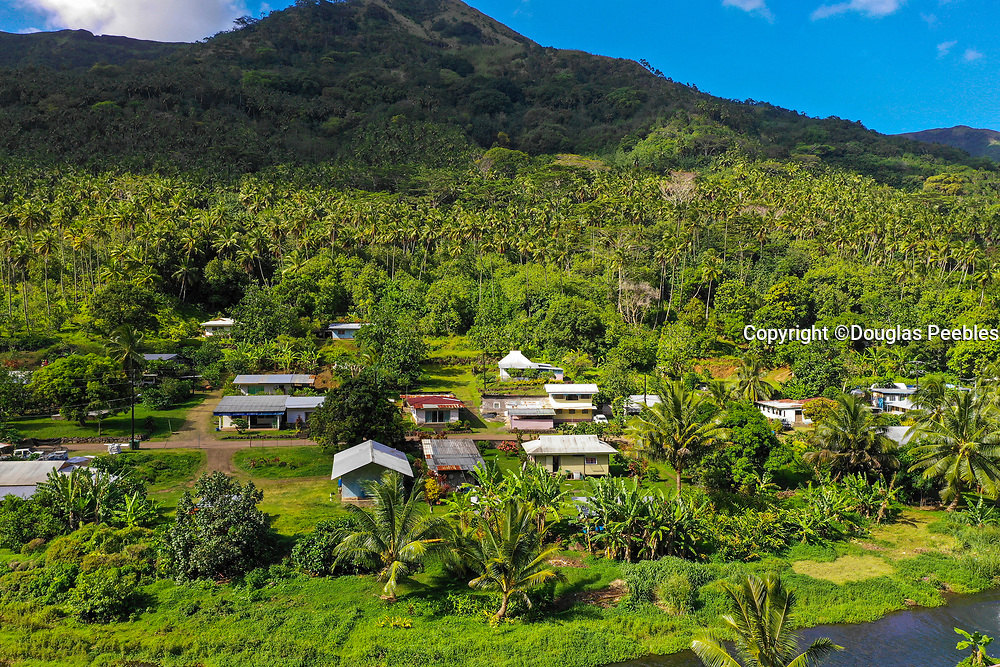Taipivai Valley, Nuku Hiva, Marquesas; French Polynesia; South Pacific