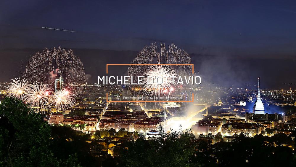 Ogni anno, il 24 Giugno, a Torino si festeggia il santo patrono della città, San Giovanni Battista.