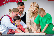 Koningin Máxima opent vrijdagochtend 22 mei het nieuwe Zorg Onderwijs Centrum van Koninklijke Kental
