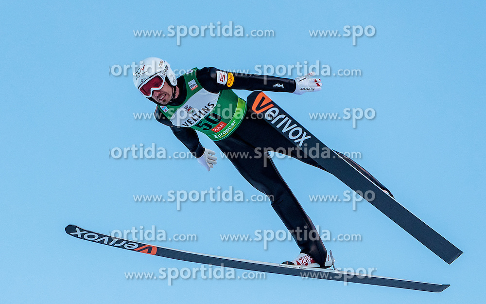 25.11.2016, Nordic Arena, Ruka, FIN, FIS Weltcup Nordische Kombination, Nordic Opening, Kuusamo, Skisprung, im Bild Lukas Klapfer (AUT)/ / Lukas Klapfer (AUT) during Skijumping of FIS Nordic Combined World Cup of the Nordic Opening at the Nordic Arena in Ruka, Finland on 2016/11/25. EXPA Pictures © 2016, PhotoCredit: EXPA/ JFK