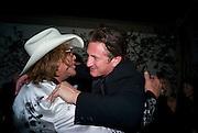 MICKEY ROURKE; SEAN PENN, Vanity Fair Oscar night party hosted by Graydon Carter.  Sunset  Tower Hotel, West Hollywood. 22 February 2009.