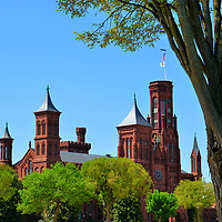 Smithsonian Institution Building The Castle in Washington, D.C.<br />