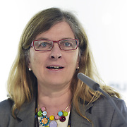 03 June 2015 - Belgium - Brussels - European Development Days - EDD - Financing - Financing sustainable development - Addressing vulnerabilities - Giorgia Giovannetti , Professor, University of Florence© European Union
