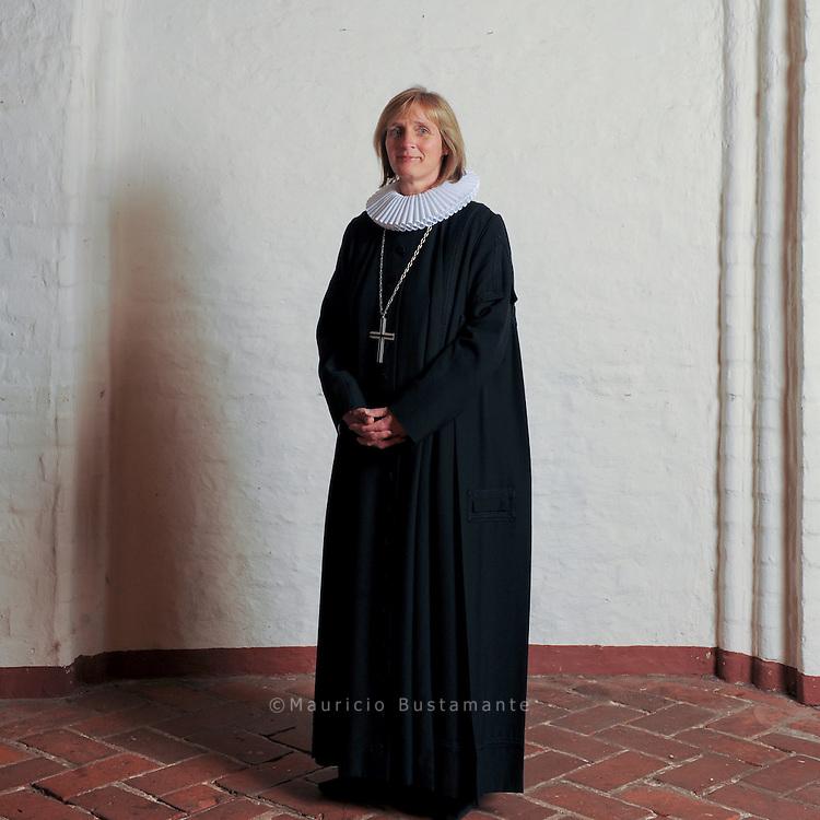 Hauptpastorin und Pröpstin Ulrike Murmann