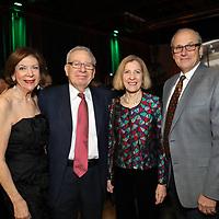 Phyllis and Ken Langsdorf, Kate Warne, Tony Arnold