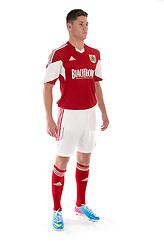 - Photo mandatory by-line: Joe Meredith/JMP - Tel: Mobile: 07966 386802 28/05/2013 - SPORT - FOOTBALL - Bristol -  Bristol City 13/14 New Kit Launch - Bristol - Ashton Gate Stadium