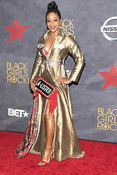August 6, 2017 - New Jersey, U.S - TIFFANY HADDISH, at the Black Girls Rock 2017 red carpet. Black Girls Rock 2017 was held at the New Jersey Performing Arts Center in Newark New Jersey. (Credit Image: © Ricky Fitchett via ZUMA Wire)