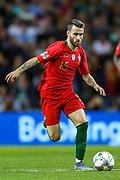 Portugal midfielder Rafa Silva (15) during the UEFA Nations League match between Portugal and Netherlands at Estadio do Dragao, Porto, Portugal on 9 June 2019.