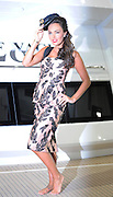 Tamara Ecclestone opens The 2012 Boat Show at The ExCel centre in London on January 6th 2012..Photo Ki Price.