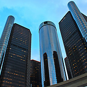 &quot;The Renaissance Center&quot; <br />