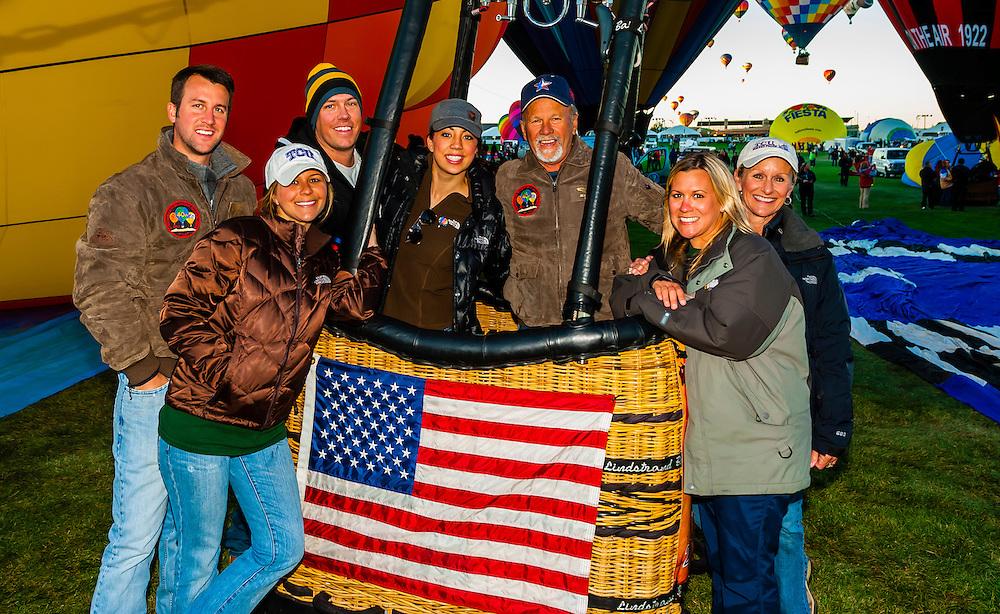 Albuquerque International Balloon Fiesta, Albuquerque, New Mexico USA.