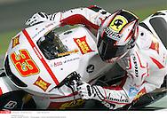 MARCO MELANDRI ITA ..SAN CARLO HONDA GRESINI..HONDA..MotoGP Grand Prix Qatar 2010 (Circuit Losail) ..11.04.2010..PSP/LUKASZ SWIDEREK *** Local Caption *** melandri (marco)
