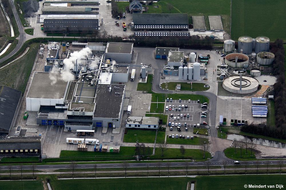 Lamb Weston/Meijer (Vriezo) - aardappelverwerkende industrie - patatfabriek