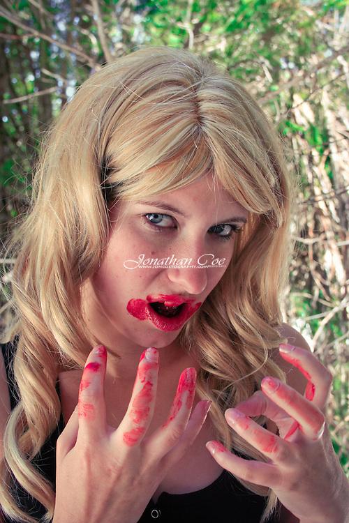 Model: Kristianna Kathleen &amp; Bree Stephens / The Burning Rose<br /> <br /> Location: Dinkey Creek, CA