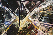 If you haven't got a head for heights, you might want to look away now. These stunning images - which capture dizzying views of city life in London, Paris and Hong Kong from 600ft up - were taken by daredevil Andrew Tso.<br /> <br /> The 26-year-old, from Hong Kong, has snapped the vertiginous images while 'rooftopping' across the globe.<br /> <br /> The fearless climber's passion for scaling large buildings stems from a childhood love of mounting objects.<br /> <br /> He said: 'Being at the top is always a thrill, and no matter what people say about being fearless, there's always an element of uncertainty and fear. Sometimes it makes me uncomfortable, but I feed off that tension and try to push myself a little more each time.'<br /> <br /> In one of the self-taken photographs, Andrew is seen clinging to a lightning rod in Kowloon, China.<br /> <br /> Other images show a view of the Causeway Bay district in Hong Kong from 500ft in the air and Andrew sitting on top of a gasometer in London. Andrew said: 'Your audience can really see how comfortable you are based on the quality of the photo.<br /> <br /> 'Sometimes you just have to put yourself in an awkward or unsure situation to capture what you want.'<br /> <br /> In spite of his clear head for heights, Andrew does admit to feeling trepidation, but claims that it drives him on.<br /> <br /> 'These photos I take still terrify me sometimes,' he said.<br /> <br /> 'If there ever comes a day when heights don't make me uncomfortable, I'll stop taking these.'<br /> ©Andrew Tso/Exclusivepix
