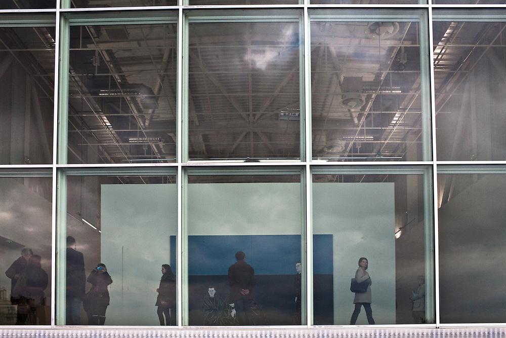 Le Panorama, la Friche, Marseille, Février 2013