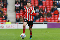March 16, 2019 - Sunderland, Tyne and Wear, United Kingdom - Sunderland's Aidan McGeady during the Sky Bet League 1 match between Sunderland and Walsall at the Stadium Of Light, Sunderland on Saturday 16th March 2019. (Credit: Steven Hadlow | MI News) (Credit Image: © Mi News/NurPhoto via ZUMA Press)