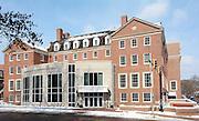 Exterior image of Schoonover Center at Ohio University.