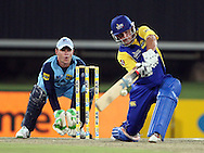 CENTURION, SOUTH AFRICA - 9  January 2009, Blake Snijman batting during the MTN Domestic Championship Semi Final match between The Nashua Titans and The Nashua Cape Cobras held at SuperSport Park, Centurion, South Africa..Photo by Barry Aldworth/SPORTZPICS