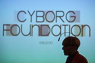 Neil Harbisson at Cybersalon