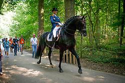 Gal Edward, NED, Glock's Zonik<br /> EC Rotterdam 2019<br /> © Hippo Foto - Sharon Vandeput<br /> 24/08/19