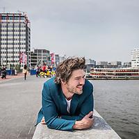 Nederland, Amsterdam, 27 mei 2016.<br /> Mark Dijksman.<br /> Oprichter oneUp.company, ADG Dienstengroep<br /> <br /> Mark Dijksman.<br /> Founder oneUp.company, ADG Service group<br /> <br /> Foto: Jean-Pierre Jans