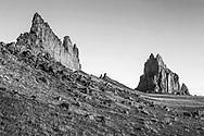 Ship Rock, New Mexico, USA