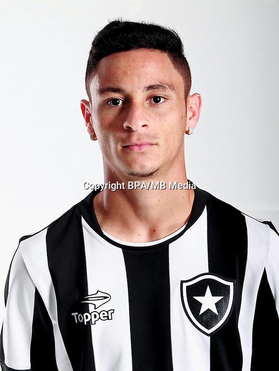 Brazilian Football League Serie A / <br /> ( Botafogo de Futebol e Regatas ) - <br /> Diogo Barbosa Medonha &quot; Diogo Barbosa &quot;
