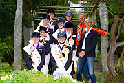 Team The Netherlands<br /> FEI European Championships Juniors and Young Riders 2012<br /> © DigiShots