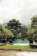 Hotel at Pemuteran where mountains meet the sea