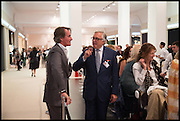 TIM JEFFERIES; EDMONDO DI ROBILAND, Masterpiece London 2014 Preview. The Royal Hospital, Chelsea. London. 25 June 2014.